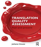 Translation Quality Assessment PDF
