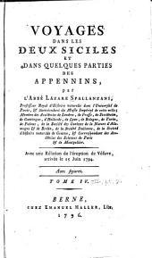Voyages dans les Deux Siciles et dans quelques parties des Appennins: Volume4