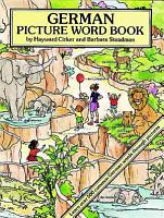 German Picture Word Book PDF