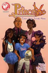 Princeless Tales of Family Ashe #1: Issue 1