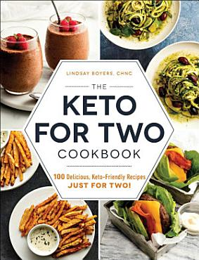 The Keto for Two Cookbook PDF