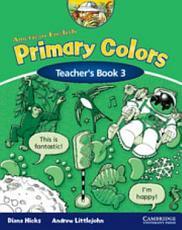 American English Primary Colors 3 Teacher s Book PDF