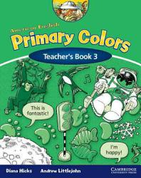 American English Primary Colors 3 Teacher S Book Book PDF