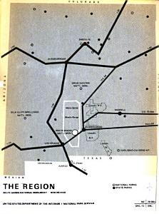 White Sands National Monument  N M    Master Plan Book