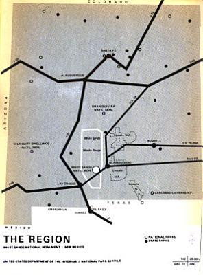White Sands National Monument  N M    Master Plan