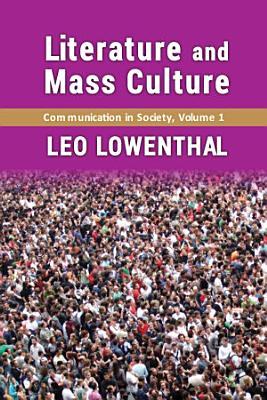 Literature and Mass Culture