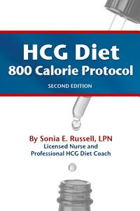Hcg Diet 800 Calorie Protocol Second Edition Book