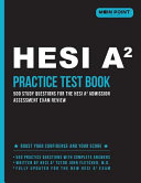 Hesi A2 Practice Test Book Book