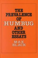 The Prevalence of Humbug and Other Essays PDF