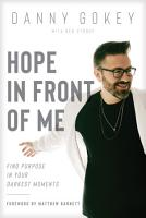 Hope in Front of Me PDF