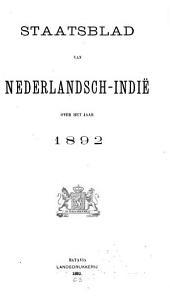 Staatsblad van Nederlandsch-Indië