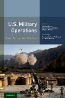 U S  Military Operations PDF