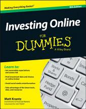 Investing Online For Dummies: Edition 9