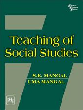 TEACHING OF SOCIAL STUDIES
