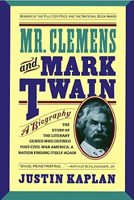 Mr  Clemens and Mark Twain PDF