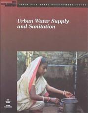 Urban Water Supply and Sanitation PDF