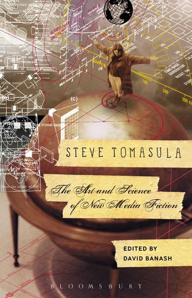 Steve Tomasula The Art And Science Of New Media Fiction