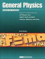 General Physics  Pearls of Wisdom PDF