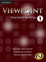 Viewpoint Level 1 Teacher s Edition with Assessment Audio CD CD ROM PDF