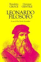 Leonardo filosofo PDF