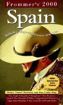 Frommer's Spain 2000