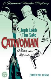 Catwoman: When In Rome (2004-) #2