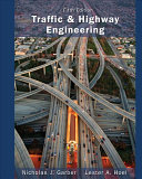 Traffic and Highway Engineering PDF