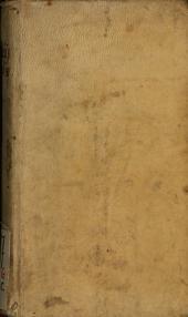 Christophori Cellarii Epistolae selectiores et praefationes