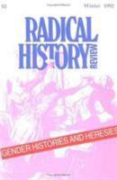 Radical History Review  Volume 52 PDF