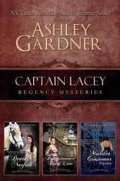 Captain Lacey Regency Mysteries Volume 3