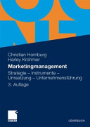 Marketingmanagement PDF
