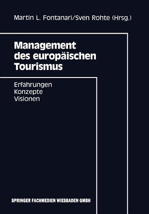 Management des europ  ischen Tourismus PDF