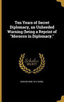 10 YEARS OF SECRET DIPLOMACY A PDF