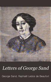Letters of George Sand: Volume 3