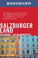 Baedeker Reisef  hrer Salzburger Land  Salzburg  Salzkammergut PDF