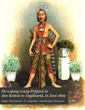 De wajang orang Prěgiwå in den Kraton te Jogjåkartå, in Juni 1899