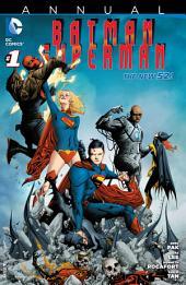 Batman/Superman Annual (2014-) #1