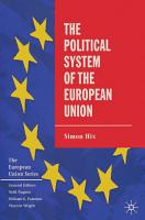 The Political System of the European Union PDF