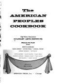 The American Peoples Cookbook