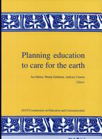 Planning Education to Care for the Earth PDF
