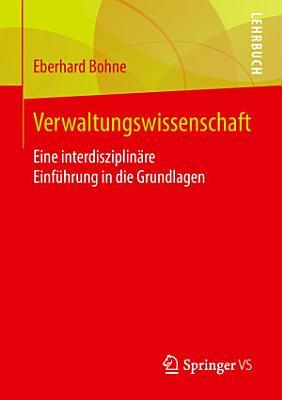 Verwaltungswissenschaft PDF