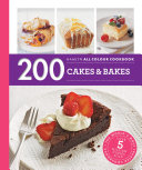 Hamlyn All Colour Cookery: 200 Cakes & Bakes