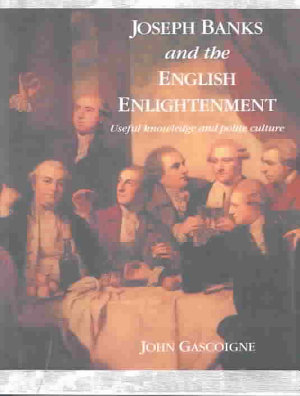 Joseph Banks and the English Enlightenment PDF