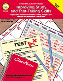 Improving Study and Test-Taking Skills, Grades 5 - 8