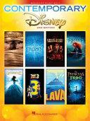Contemporary Disney Solos PDF