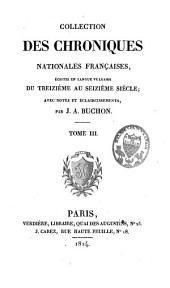 Les chroniques: ... poésies, Volume12