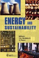 Energy and Sustainability PDF