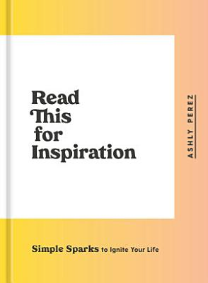 Read This for Inspiration