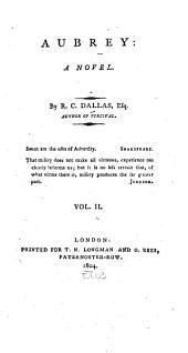 Aubrey: A Novel, Volume 2