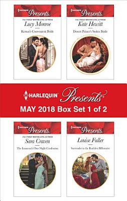 Harlequin Presents May 2018   Box Set 1 of 2